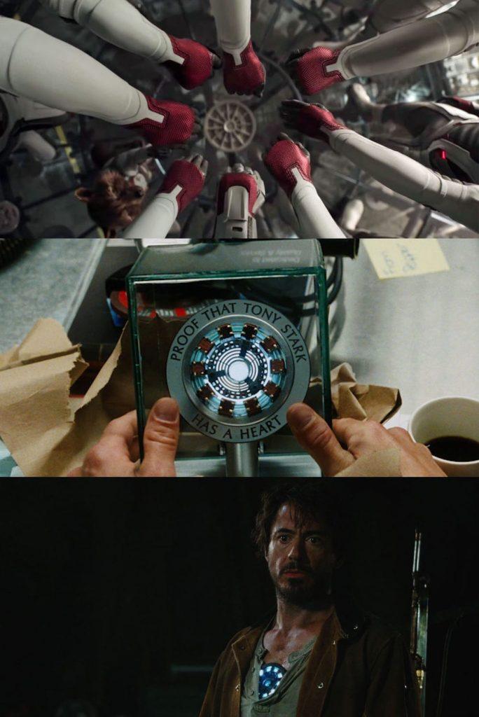 Fakta Tersembunyi Avengers: Endgame