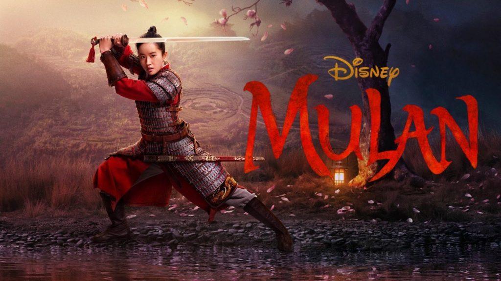 Perilisan Film Mulan di Tunda